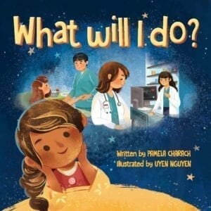 front cover of book, what will i do?