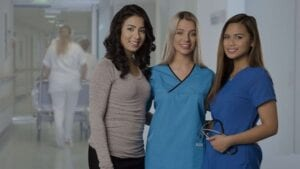 Start your Nursing Unit Clerk career with Stenberg College.